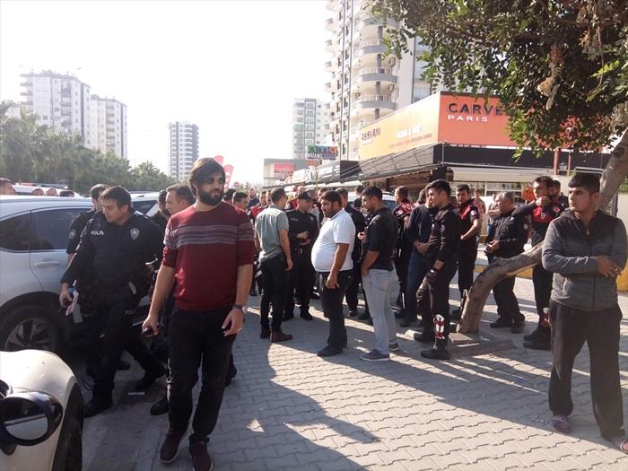 Adana'da kavga: 2 yaralı