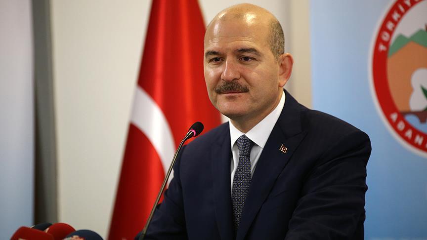 İçişleri Bakanı Soylu: Uyuşturucu ölümlerini 941'den 228'e düşürdük