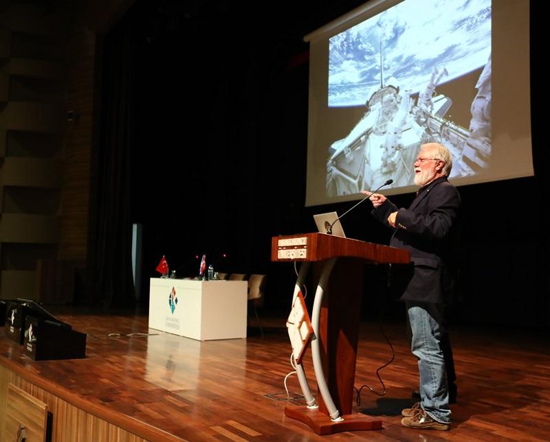 Uluslararası Uzay İstasyonu 10-13 Kasım'da Türkiye'den Geçecek