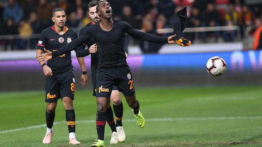 Galatasaray UEFA Avrupa Ligi'nden elendi