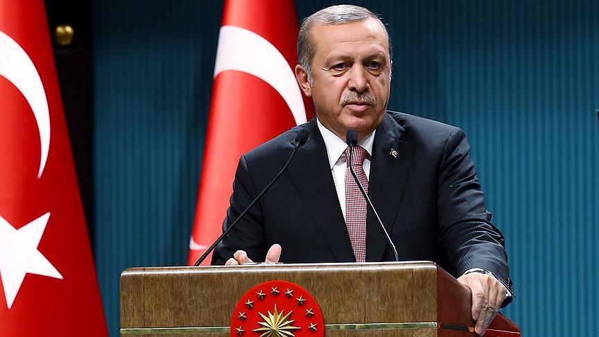 Erdoğan: Dünyayı hırs, hınç ve haset değil, iyilik değiştirecektir