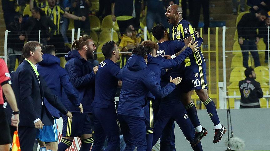 Fenerbahçe Türkiye Kupası'nda tur peşinde