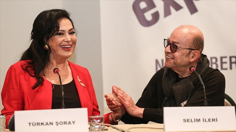 Yazar Selim İleri: Türkan hanımın oyunculuğu sonsuz bir şefkate işaret ediyordu