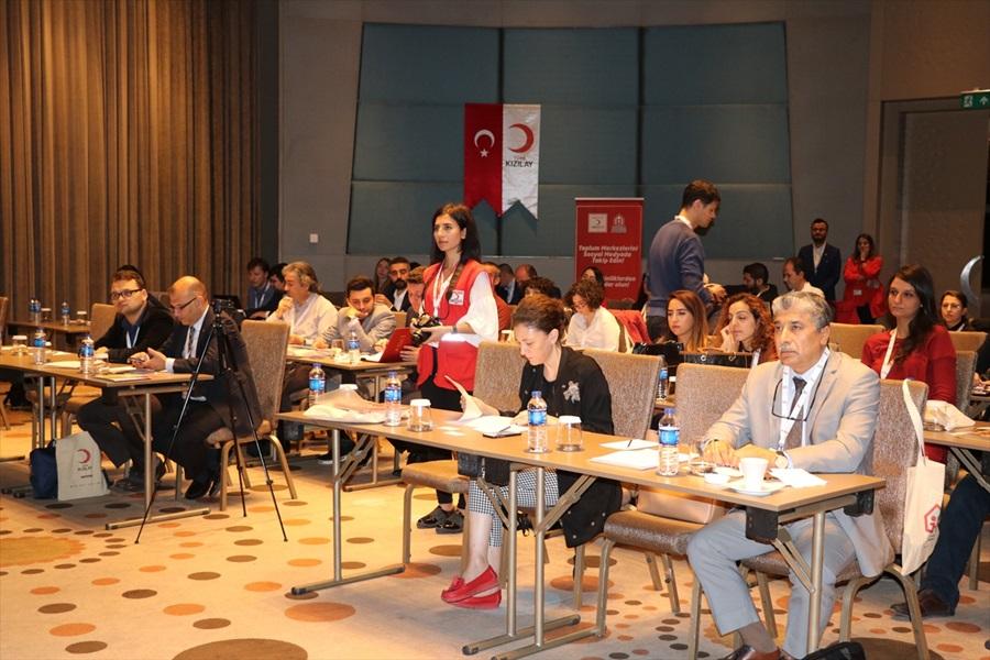 Adana'da mülteci ve sığınmacı konulu çalıştay düzenlendi