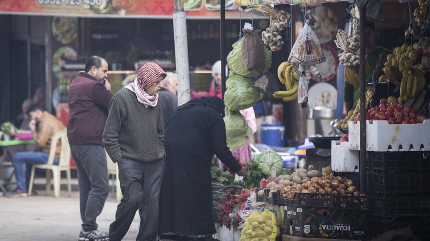 'Afrin'de huzur ve istikrar sağlandı'