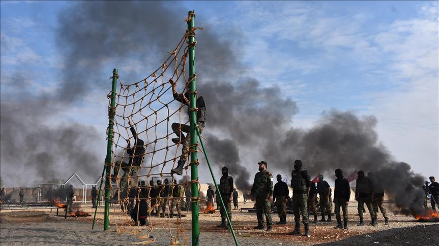 ÖSO'daki Türkmenler Fırat'ın doğusunu terörden temizlemeye hazırlanıyor