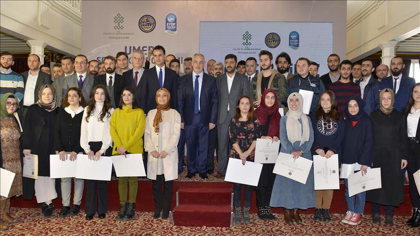 'Medya Okulu' ve 'Sinema Akademisi' eğitimlerini tamamlayan gençler sertifikalarını aldı