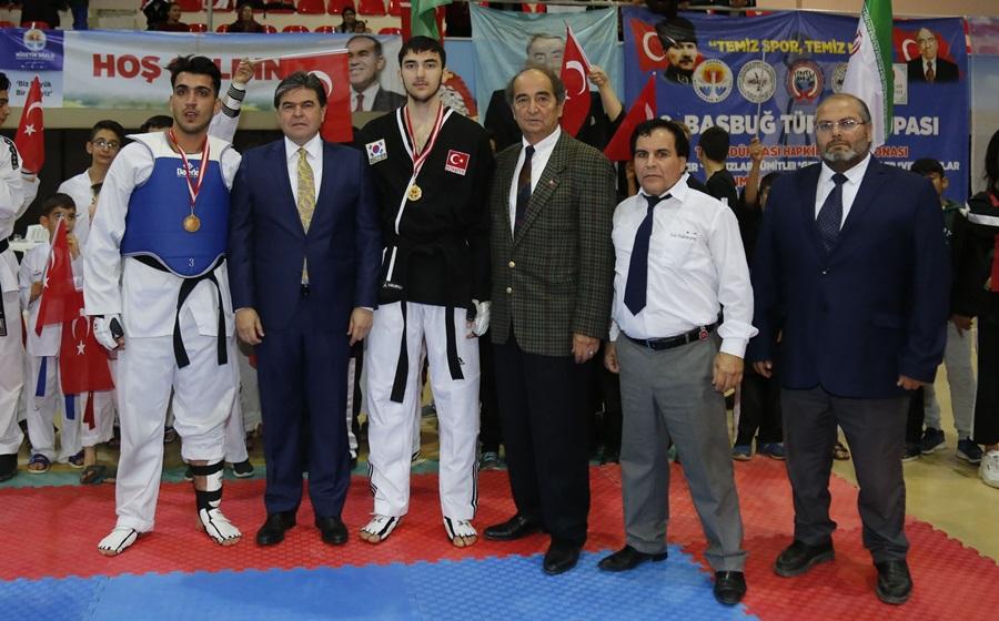 2. Başbuğ Türkeş Kupası Türk Dünyası Hapkido Şampiyonası