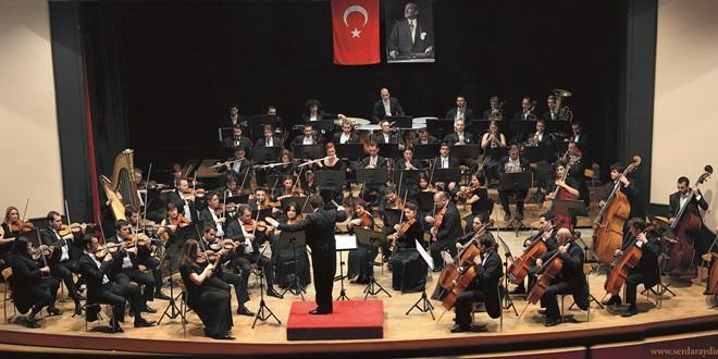 """ÇDSO'dan """"Türkiye-Azerbaycan Dostluk Konseri"""""""