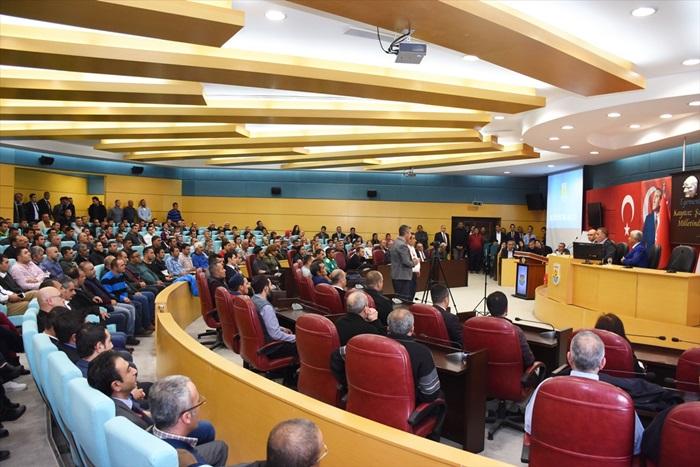 Tarsus Belediyesi'nde toplu sözleşme