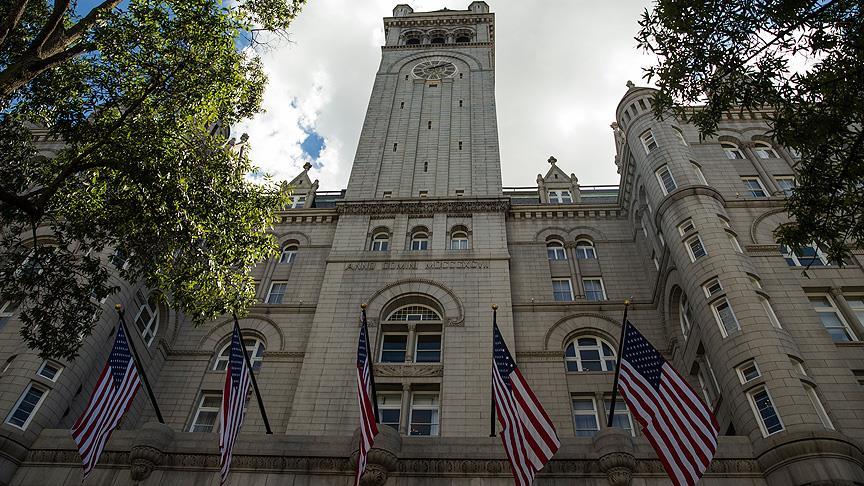 'Suud destekli lobiciler Trump'ın otelinde 500 oda tuttu..'