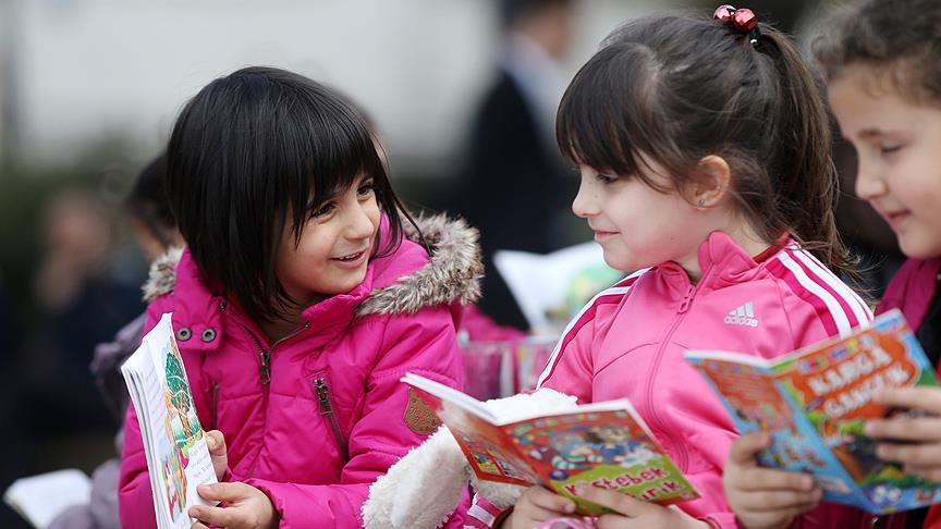'Çocuk dostu' kitap listesine 26 yeni eser eklendi