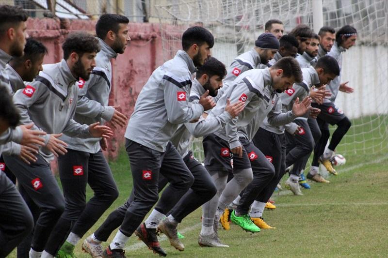 Adanaspor, Kardemir Karabükspor maçı hazırlıklarına başladı