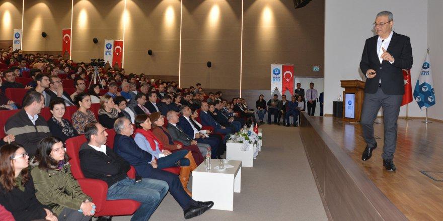 Adana BTU'de 'Fark Yaratan Liderlik'