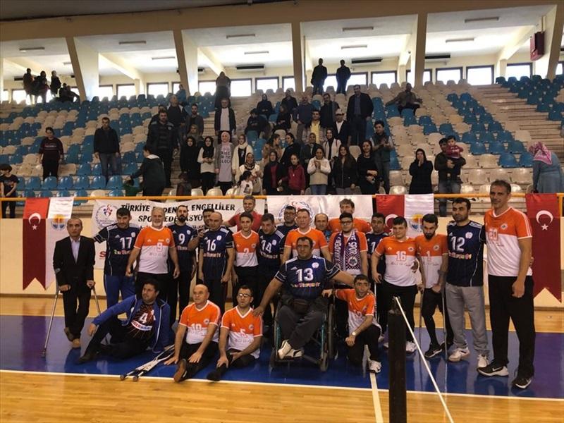 Oturarak Voleybol Türkiye Kupası