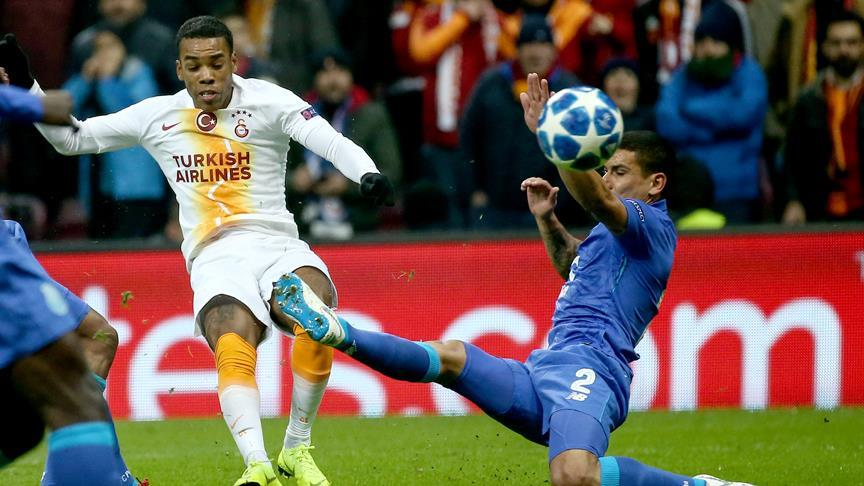 Galatasaray Keçiörengücü'nü eledi