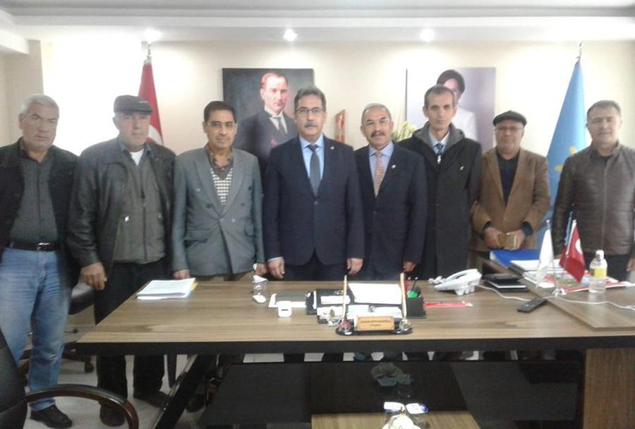 Cumhur Kocabıyık, İYİ Parti Aladağ İlçe Belediye Başkan Adayı..
