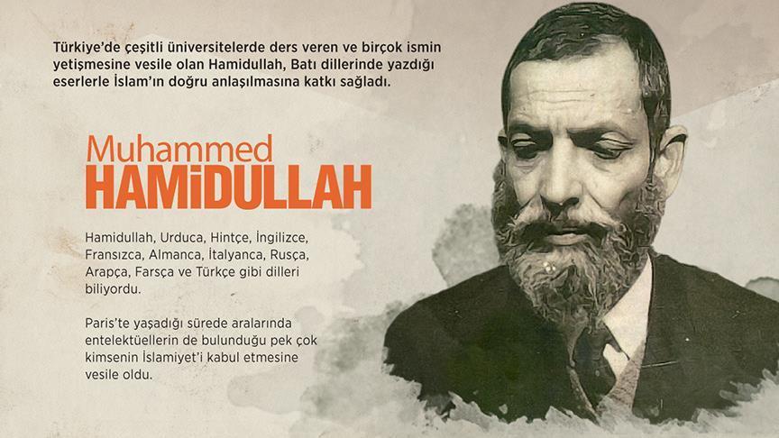 Son dönem İslam bilginlerinden Muhammed Hamidullah