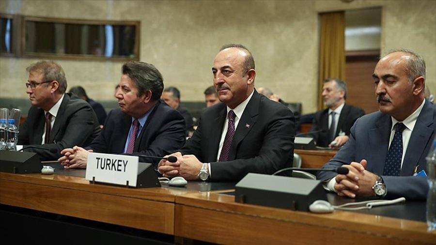 Çavuşoğlu: Suriye anayasa komisyonu çalışmalarında önemli aşamaya geldik