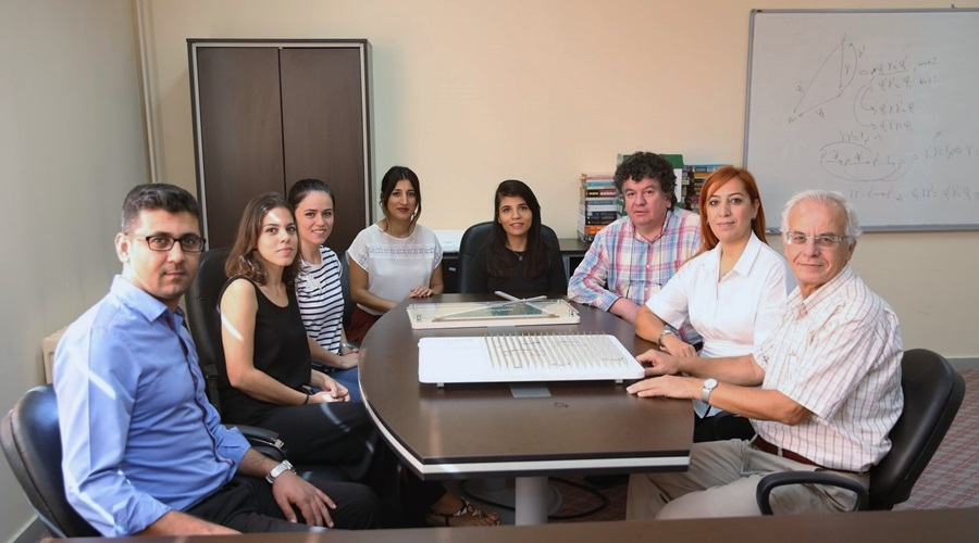 Çukurova Üniversitesi Matematik Bölümü Akademisyenleri 10.Sınıflara Kitap Yazdı.