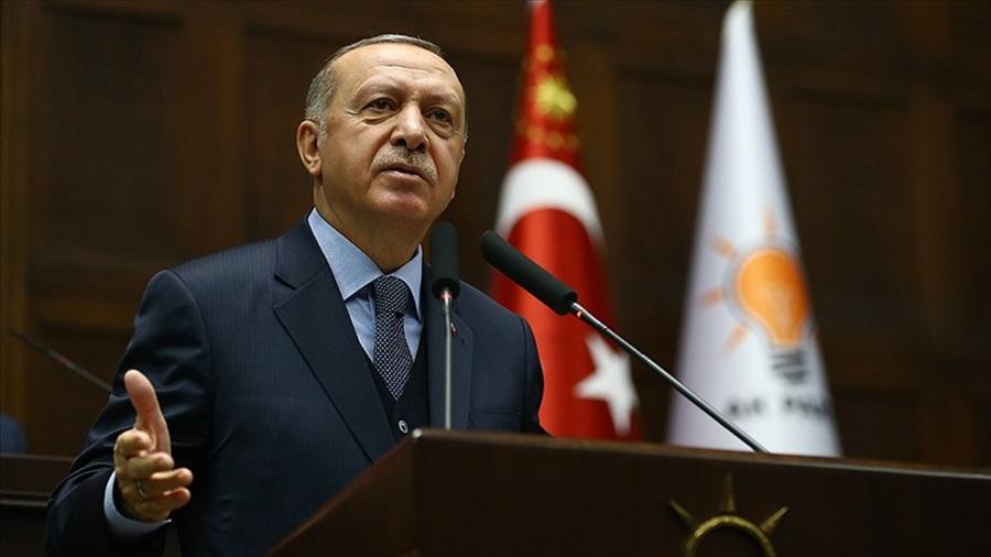 Erdoğan: Yeni bir göç dalgasını tek başımıza göğüsleyemeyeceğiz