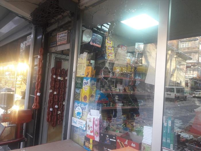 Adana'da iş yerine silahlı saldırı: 1 yaralı