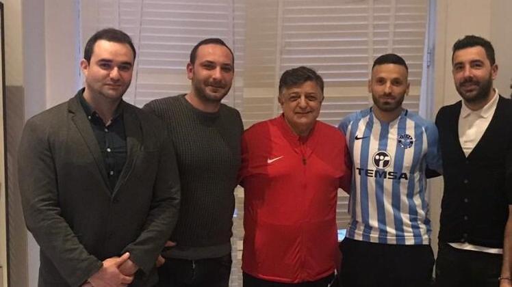 Adana Demirspor, Süleyman Koç'u transfer etti