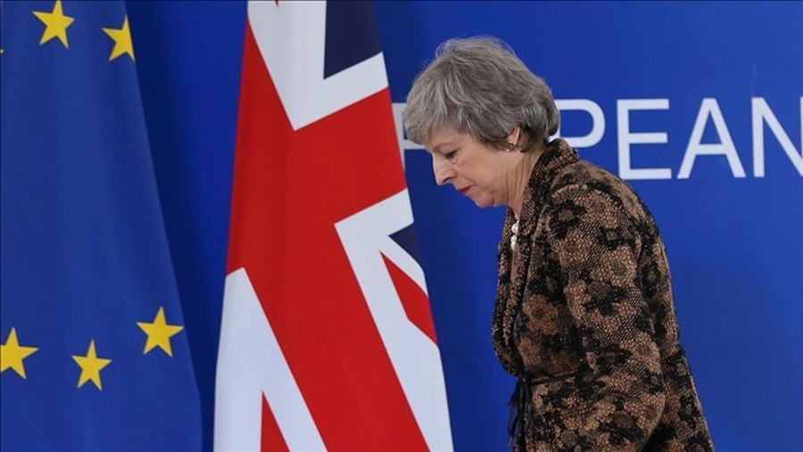 Theresa May: Brexit uzun süreli ertelenebilir