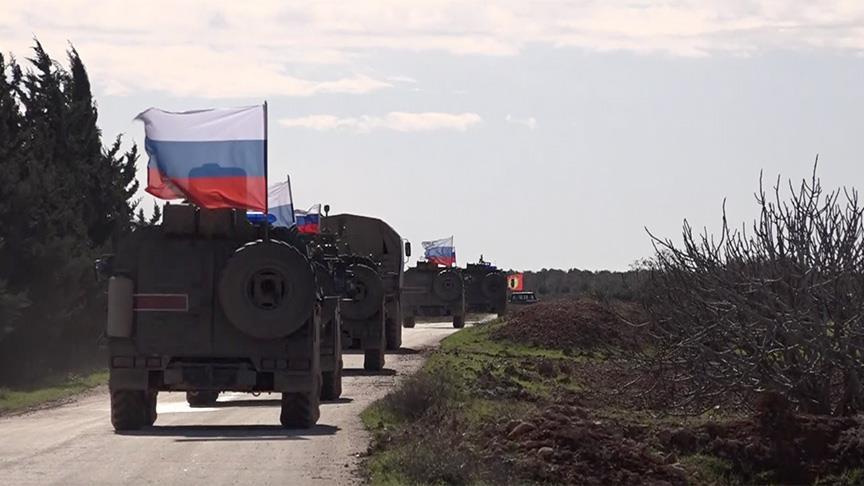 Rus ordusu, Münbiç'in çevresinde bağımsız ve 'ortak' devriye yapıyor