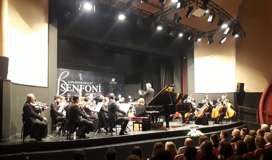 ÇDSO'dan klasik müzik konseri