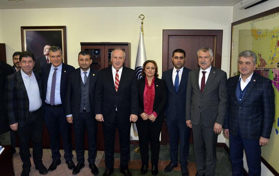 Adana'da CHP'nin 'İnce' seçim hesabı..