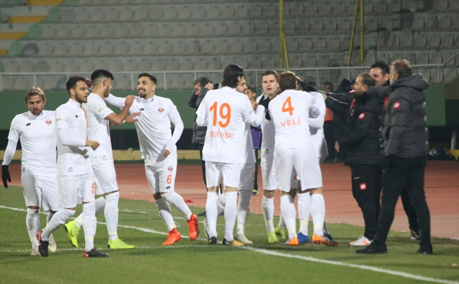 Tetiş Yapı Elazığspor: 0 - Adanaspor: 1