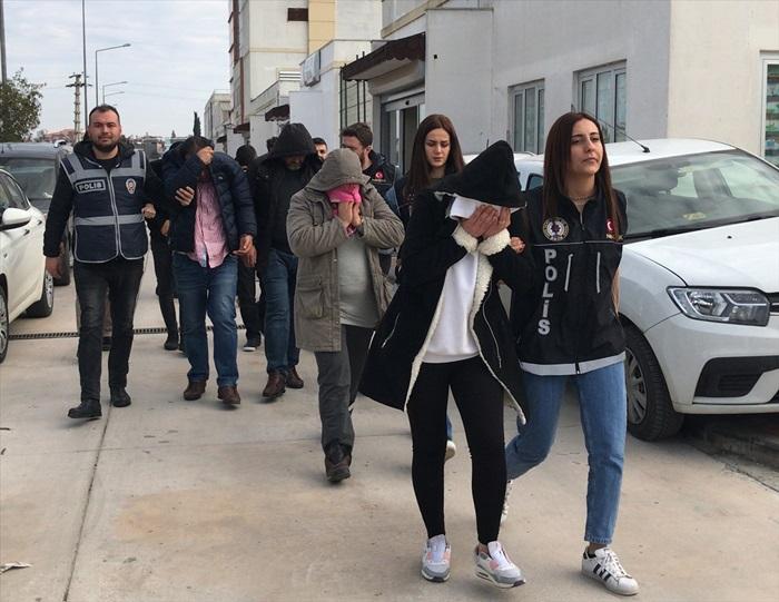 Adana'da uyuşturucu operasyonu
