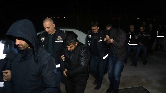 """Adana'daki """"joker"""" operasyonu"""