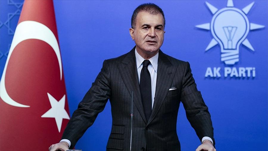 Çelik: AP'nin Türkiye kararı bizim açımızdan değersiz bir karar