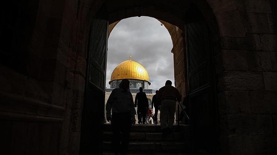 İsrailli Bakan'dan Mescid-i Aksa'ya baskın