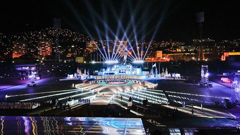 EYOF 2019 Saraybosna'da başladı