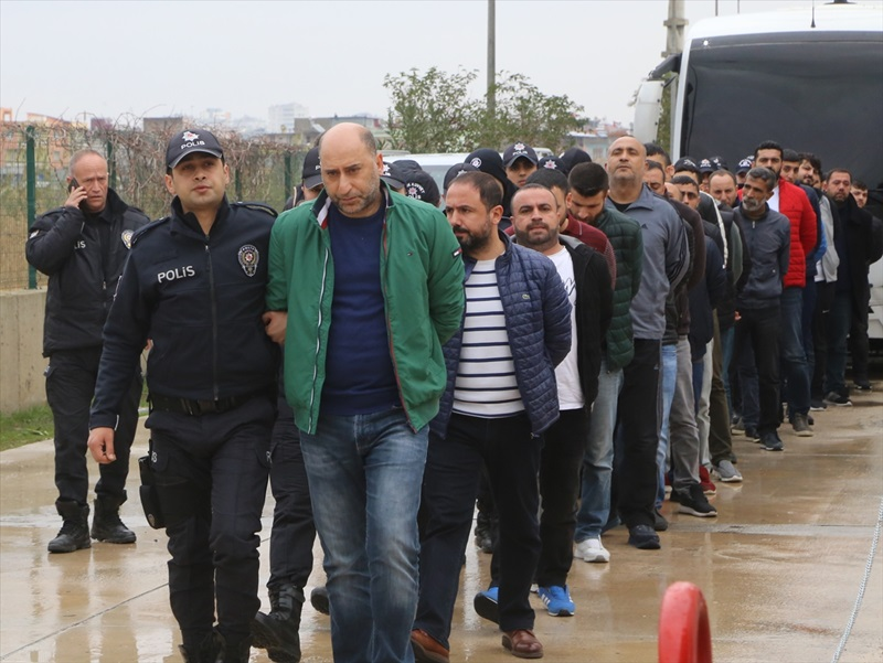 Adana'daki suç örgütü operasyonu