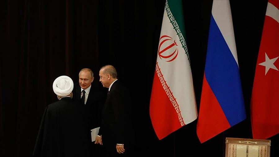 SOÇİ'de gizli zirve! Suriye Devlet Başkanı Beşar Esat, Cumhurbaşkanı Erdoğan'la görüştü!