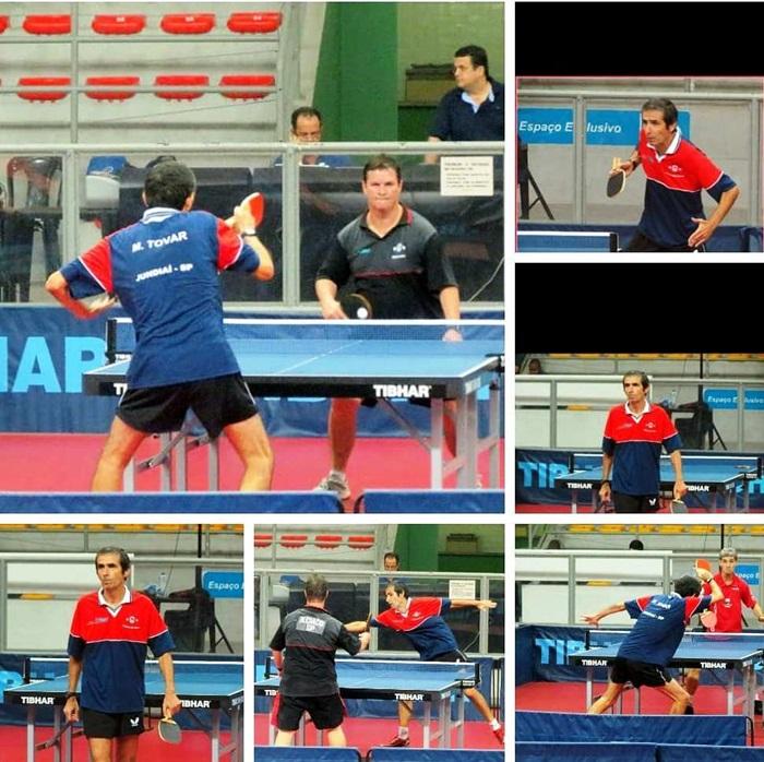 Brezilya'lı ünlü masa tenisçi Marcio Tovar Adana'ya geliyor