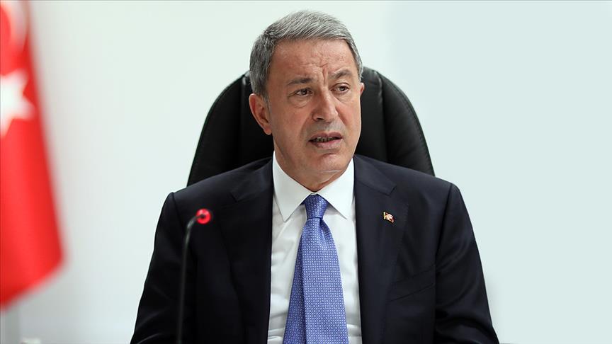 Milli Savunma Bakanı Akar: Terör örgütü Berat Kandilinde ne kadar kalleş olduğunu gösterdi