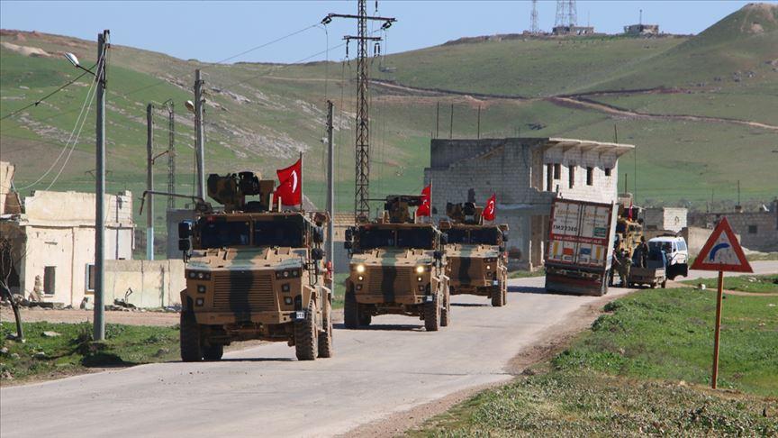 Tel Rıfat'ta Rusya ile ortak devriye hazırlığı