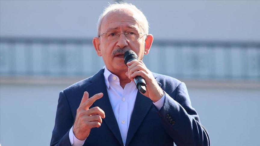Kılıçdaroğlu: Şehitler bizim onurumuz ve gururumuzdur