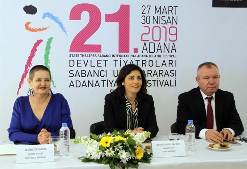 Sabancı Uluslararası Adana Tiyatro Festivali'ne doğru