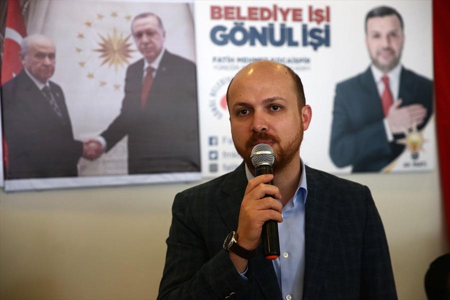 """""""Adana inşallah Cumhur İttifakı'nın en büyük ses getireceği il olacak."""""""
