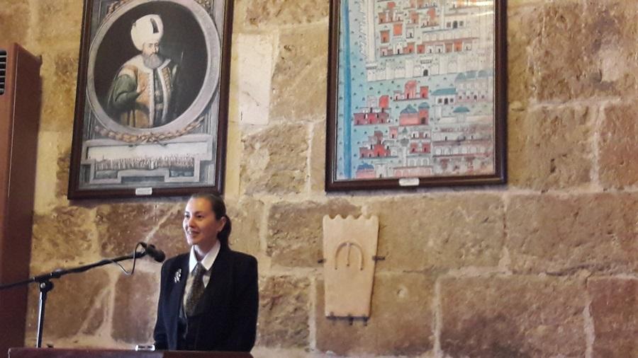 Milli Şair Mehmet Akif Ersoy ve Çanakkale şehitleri dualarla anıldı.
