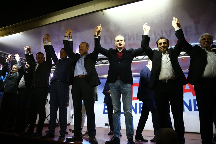 """Ömer Çelik: """"Türkiye'nin siyaseti için acı bir hadise"""""""