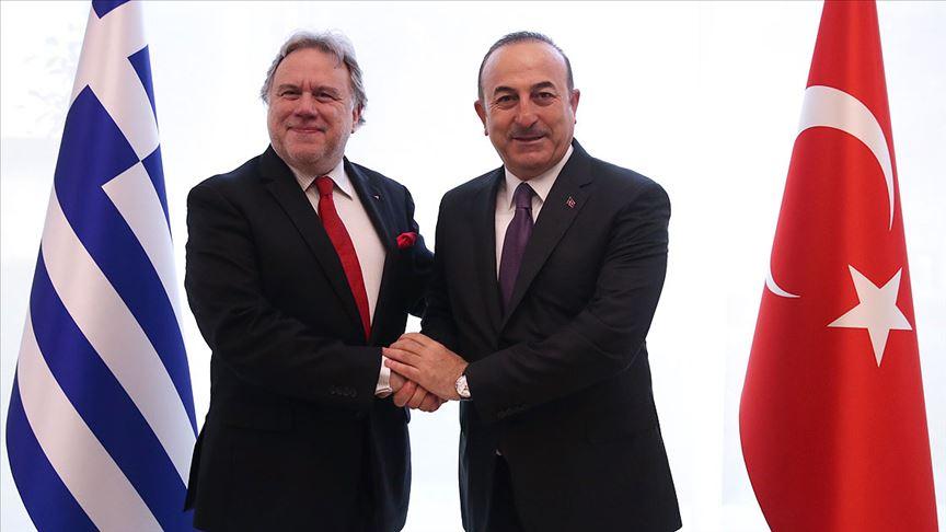 Katrugalos: Türkiye'nin Doğu Akdeniz'deki haklarının farkındayız