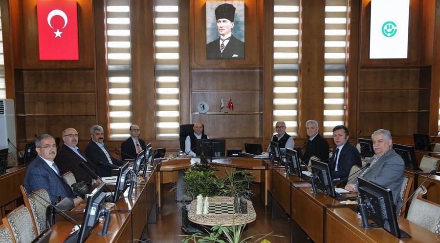 Üniversite Hastaneleri Toplantısı Adana'da Yapıldı.