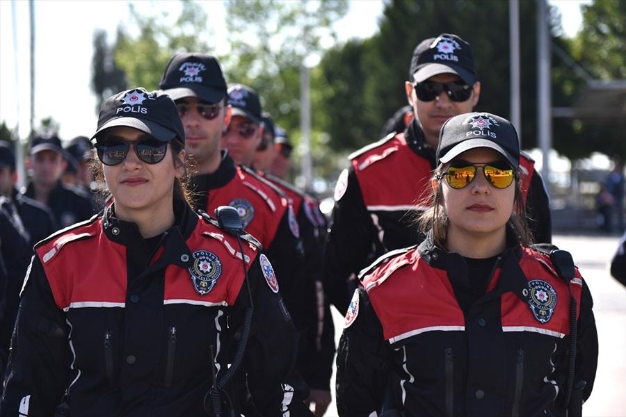 Türk Polis Teşkilatının 174. kuruluş yıl dönümü